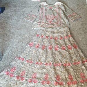 Dresses & Skirts - Pakistani langa